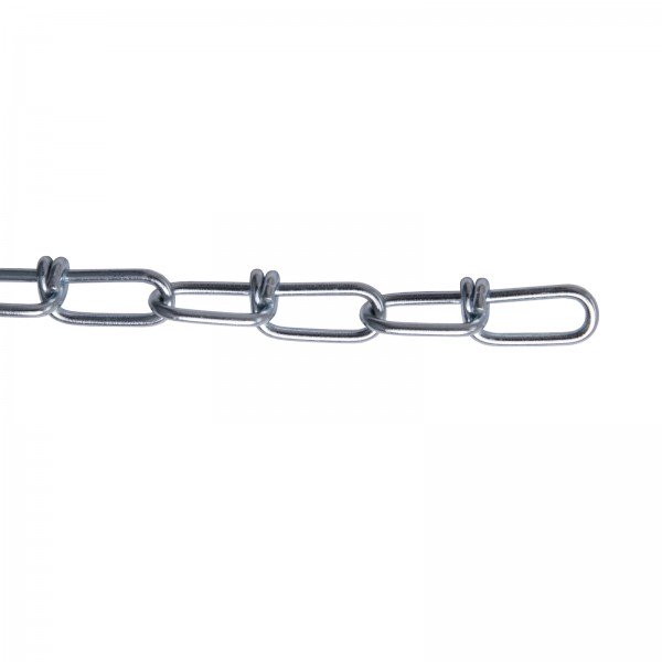 Link chain, by the metre
