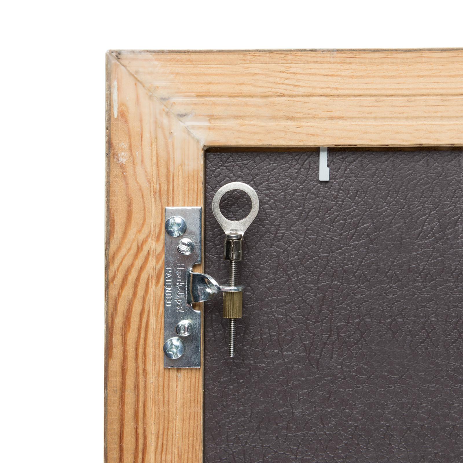 Justierbare Aufhänger für Holz- und Alurahmen im Set   Aufhänger ...