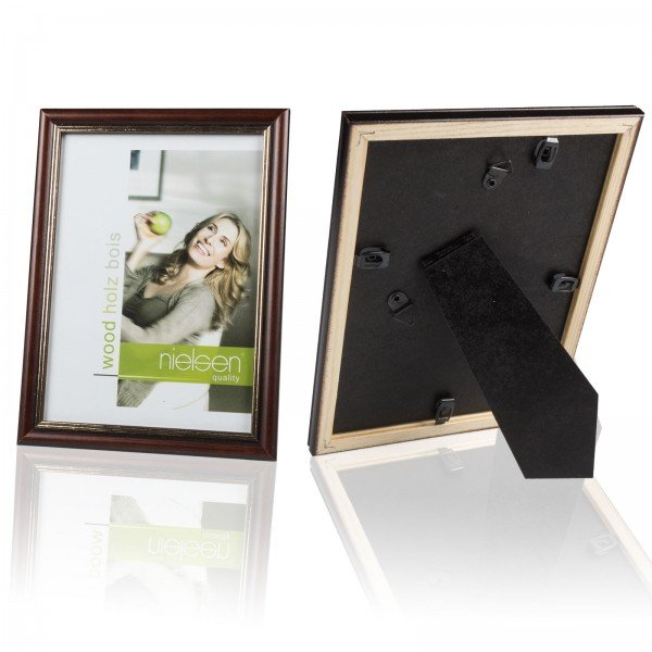 Nielsen Photo Frame Wood Ascot