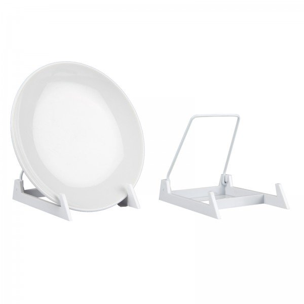 "Plate Stand, Picture Stand ""Flash"""