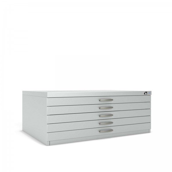 Plan Chest 7200 DIN A0 - 5 Drawers 'Express'