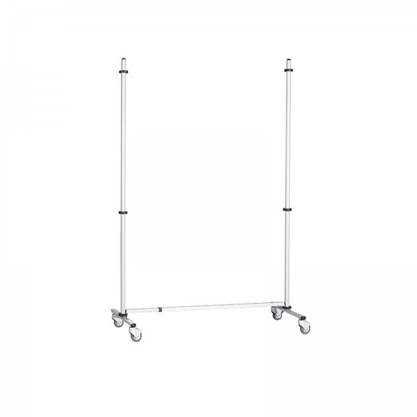Wheeled Stand for Exhibition Boards
