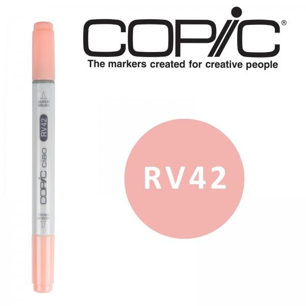 Copic ciao Retuschierstift - RV42 - Salmon Pink