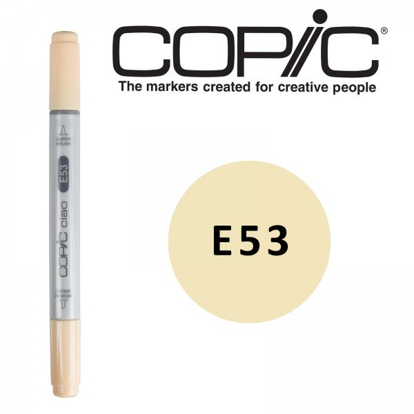 Copic ciao Retuschierstift - E53 - Raw Silk