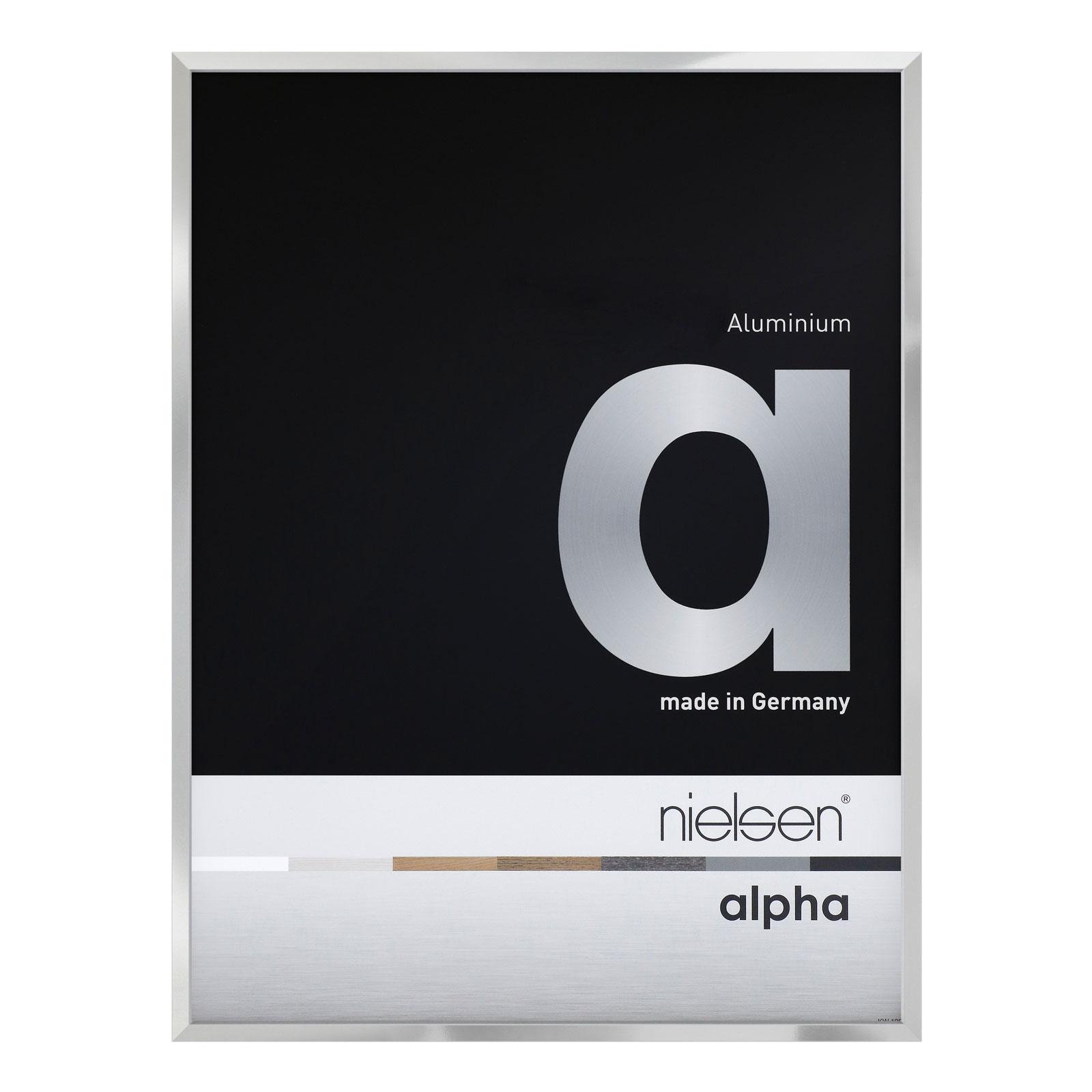 Nielsen Bilderrahmen Alpha Aluminium | Nielsen Bilderrahmen ...