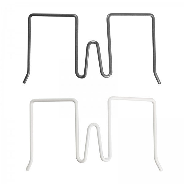 Flexible Partition Wall Hook, 11 - 30 mm