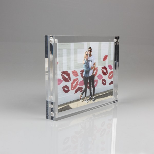 Magnetic Photo Frame 'Acrylic'